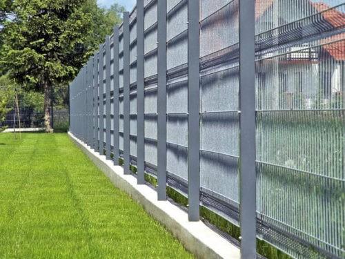 Akcesoria do ogrodzeń przemysłowych