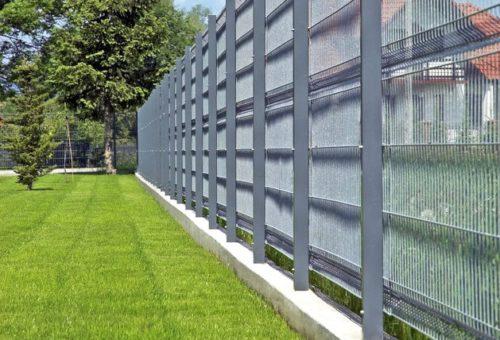 panele ogrodzeniowe Wiśniowski VEGA 2D Super